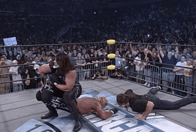 WWE Is Bringing Back The Classic WCW PPV Starrcade As Network Special In November