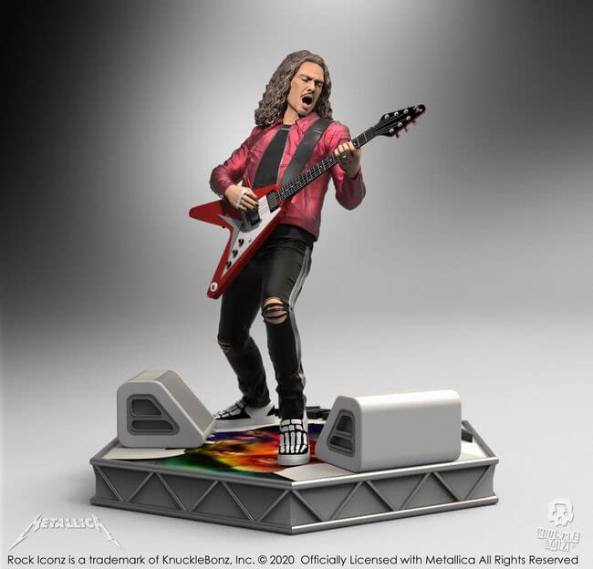 New Metallica Iconz Statues Now Up For Preorder