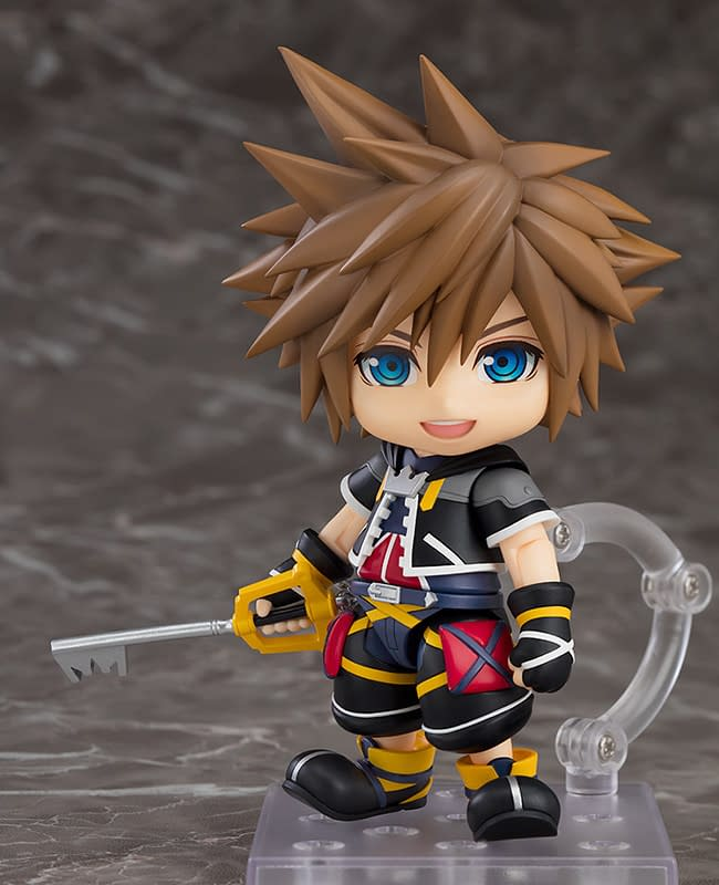Kingdom Heart II Sora Saves the Day with Good Smile Company
