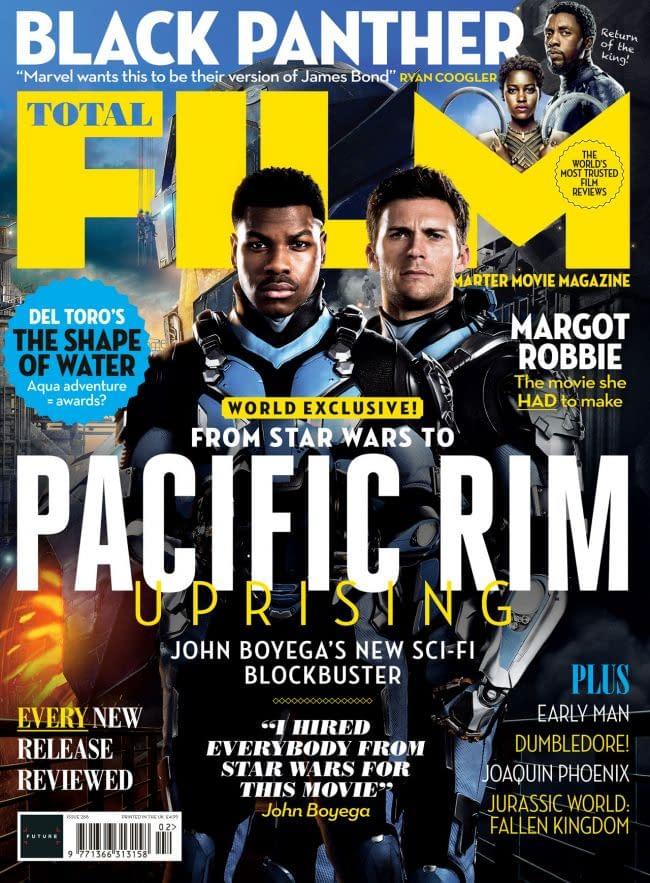 It's Jaeger vs. Jaeger in New Pacific Rim Uprising Images