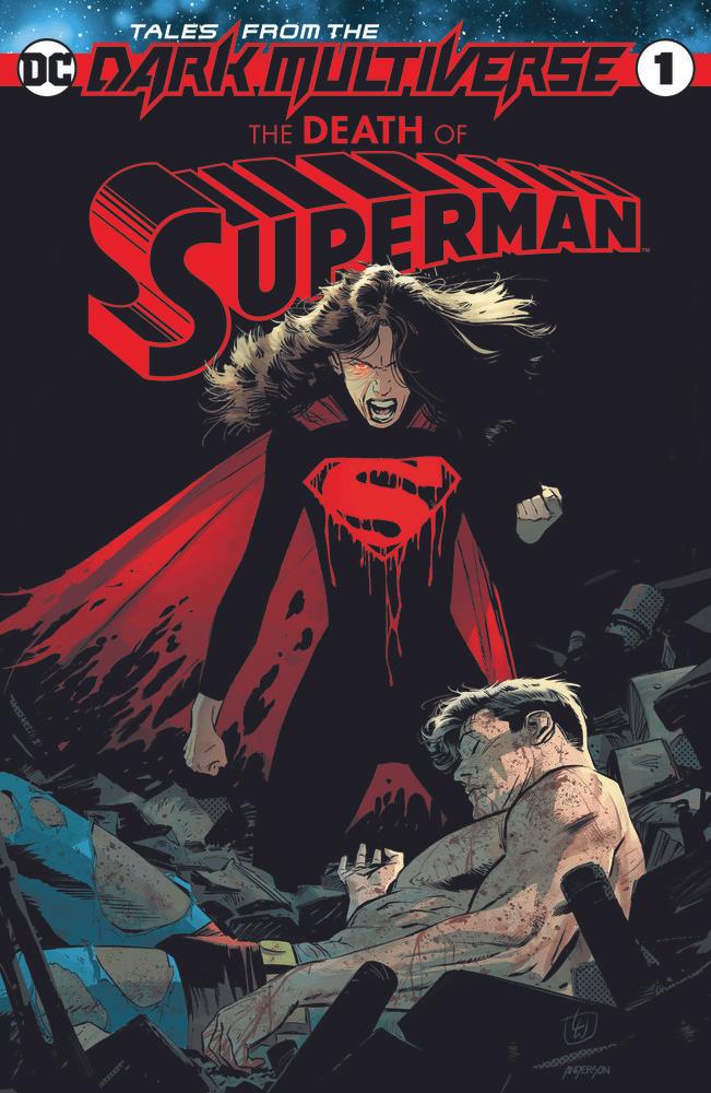 Death of Superman, Knightfall Kick Off DC Tales from the Dark Multiverse Line