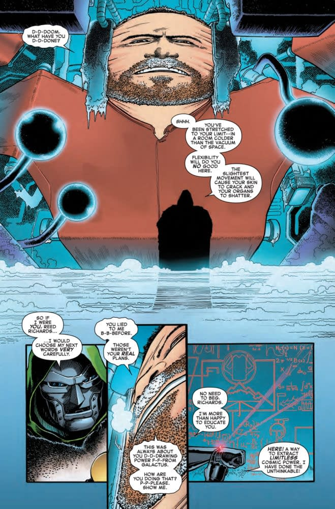 Who Wants to Win a No-Prize from Next Week's Fantastic Four #8?