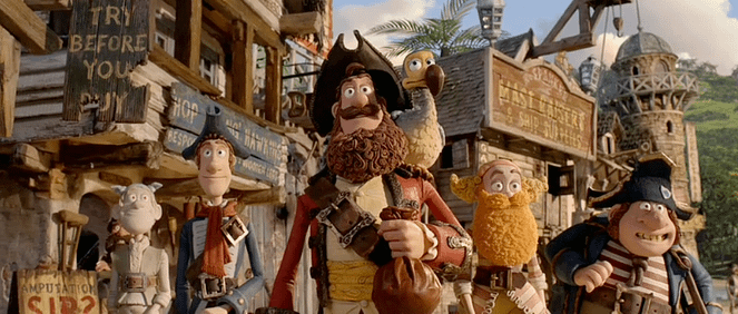 Another Trailer For Aardman's The Pirates! In An Adventure With Scientists Is Unveiled