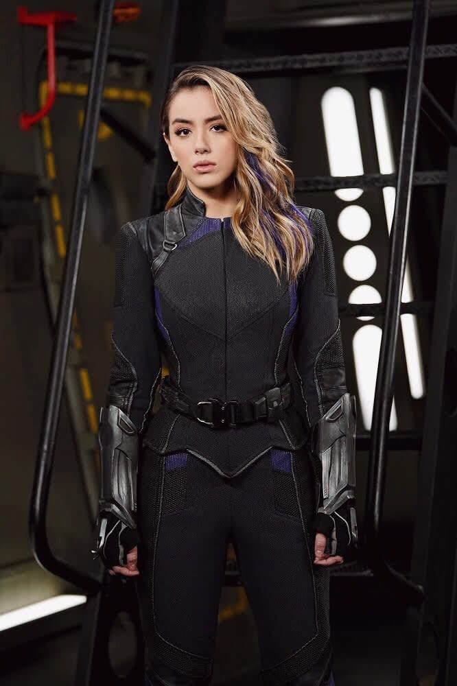 Agents of SHIELD Season 6: First Look at the New Director