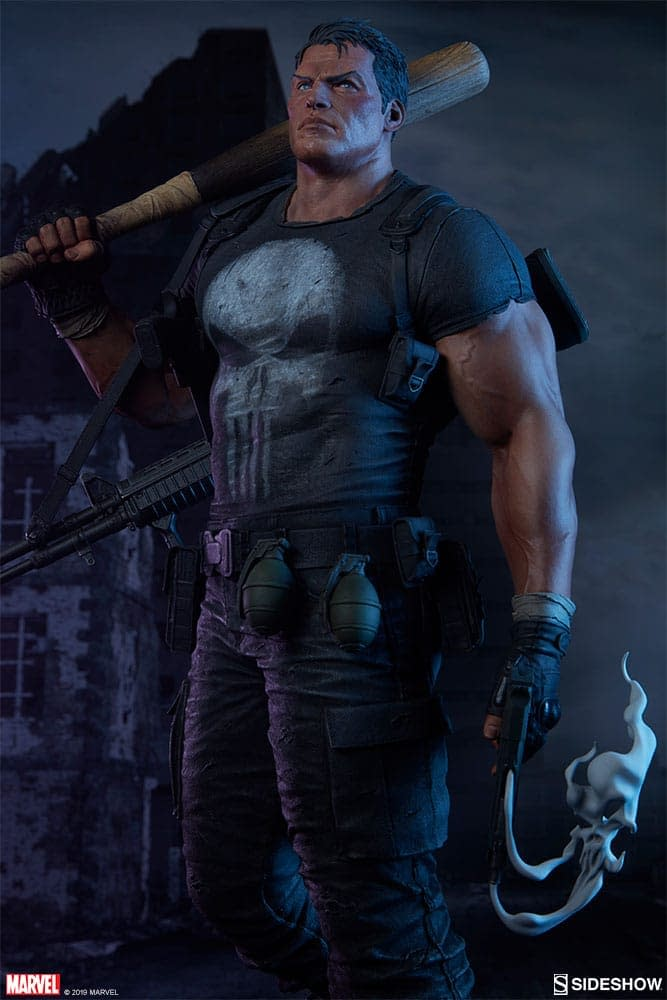 Sideshow Collectibles Punisher Premium Format Figure 1