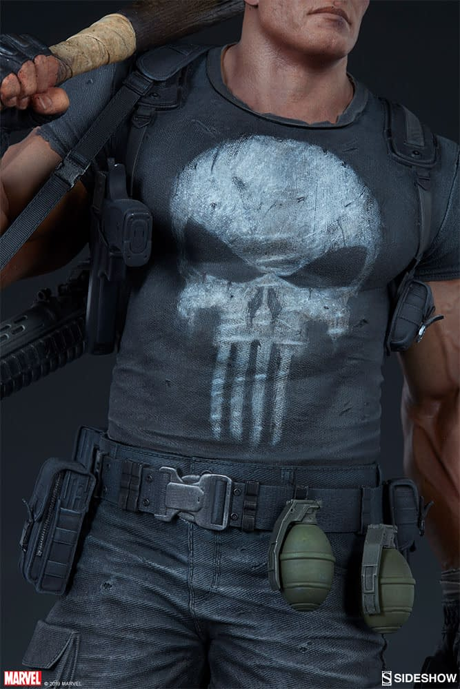 Sideshow Collectibles Punisher Premium Format Figure 5