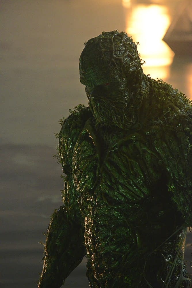 'Swamp Thing': DC Universe Releases New Premiere Images, Updated Synopsis [PREVIEW]