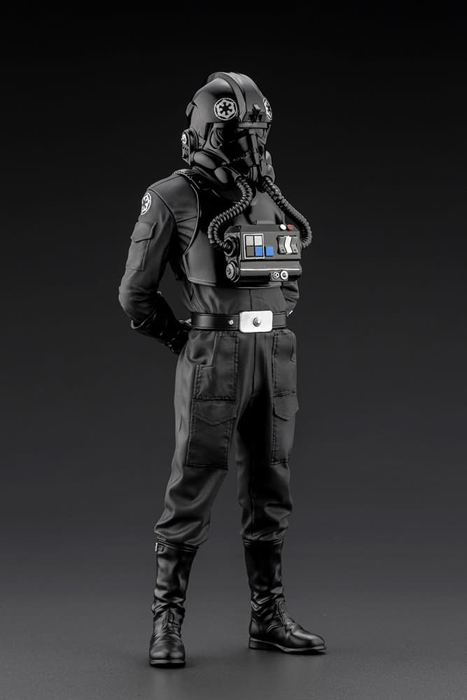 Kotobukiya Keeps the Empire Alive with New TIE Fighter Statue