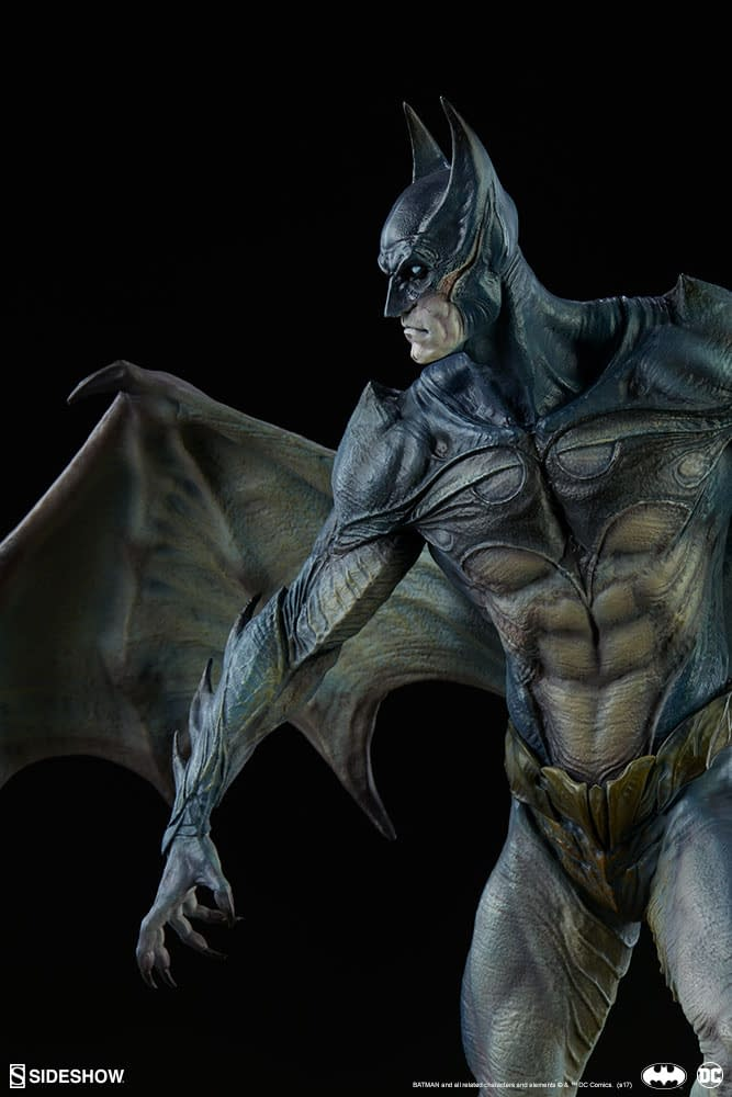 Batman Gotham Nightmare Statue from Sideshow Collectibles