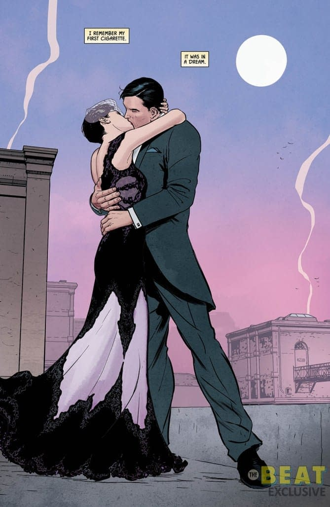 Get Ready for a Batman/Catwoman Makeout Session in This Week's Batman #63