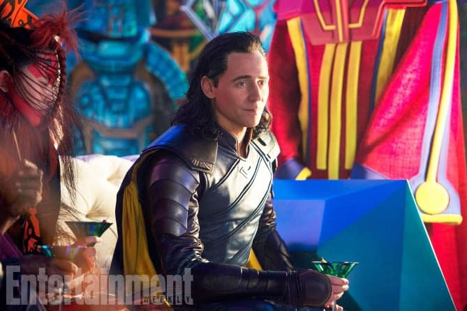 Thor: Ragnarok - Loki Doesn't Know How To Handle Thor Being Indifferent Toward Him