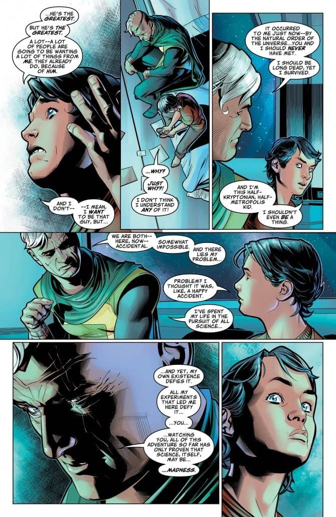 Jor-El Loses His Faith in Science in Tomorrow's Superman #8 (Preview)