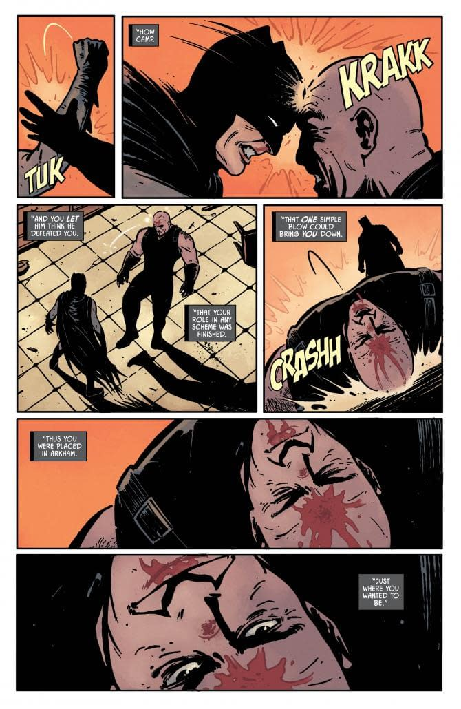 Does Batman #72 Rewrite Tom King's Batman History?