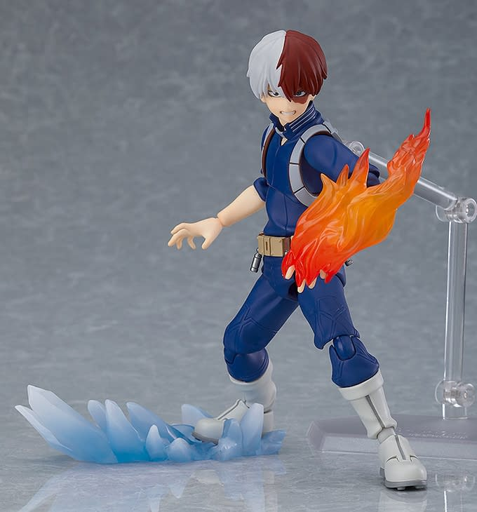 """My Hero Academia"" Gets a New figma from Good Smile Company"