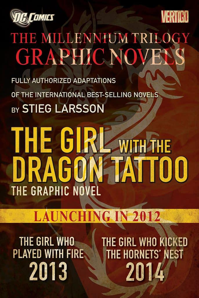 Sylvain Runberg And José Homs To Adapt Stieg Larssons Millenium Trilogy As A Comic