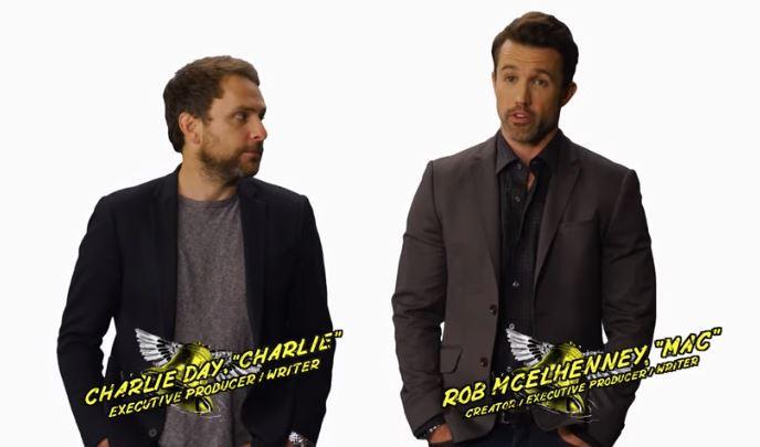 'It's Always Sunny in Philadelphia' Cast, Creators Share Their Favorite Scenes [VIDEO]