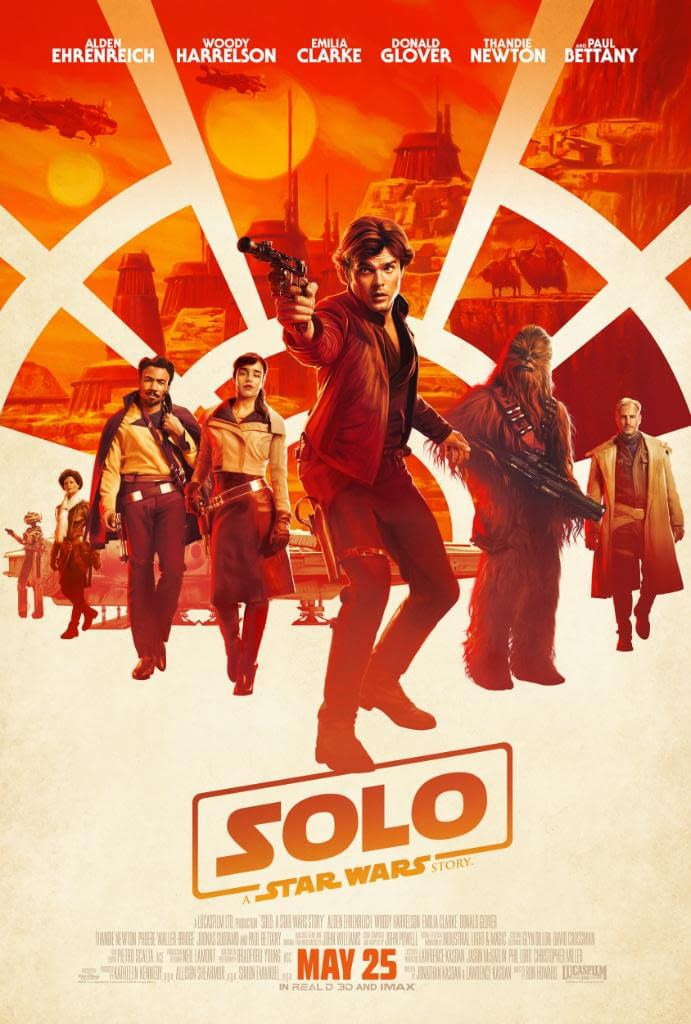 New Solo: A Star Wars Story Trailer Sets the Perfect Tone, Plus a New Poster