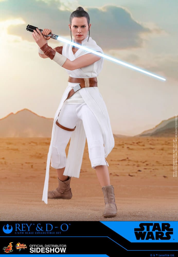 Rey Brings the Force With Our Star Wars Collectibles Guide