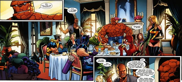 Josh's Throwback Corner: An Overview Of Bendis's Heroic Age New Avengers