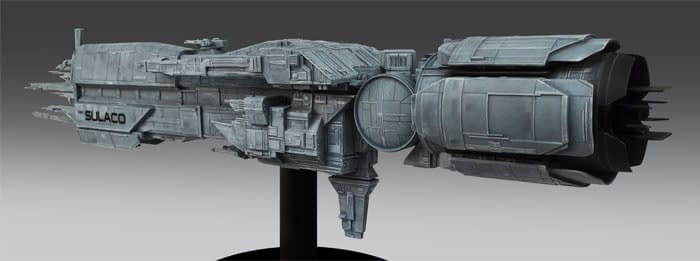 Aliens USS Sulaco Replica from Hollywood Collectibles Group