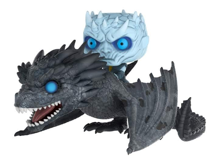 Funko Game Of Thrones NIght King Pop Ride