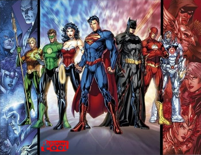 DC Relaunch: Justice League – The Full Line Up (UPDATE)