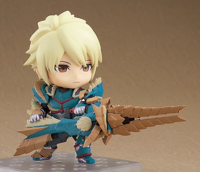 Monster Hunter Iceborne Comes to Life with New Good Smile Nendoroid