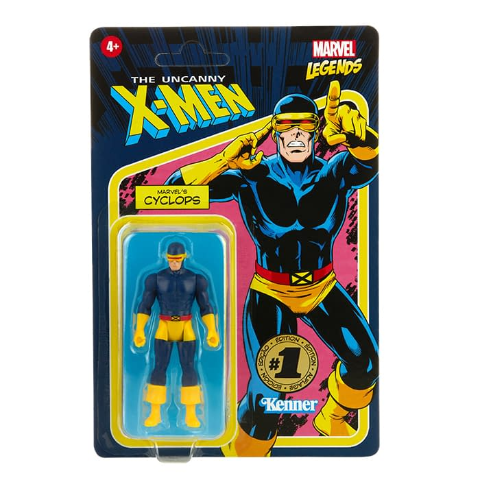 Hasbro Gets Retro With New 3.75