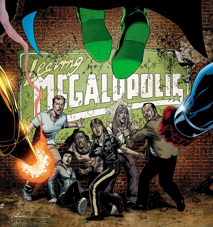 Gail Simone And Jim Calafiore Smash $100,000 On Kickstarter