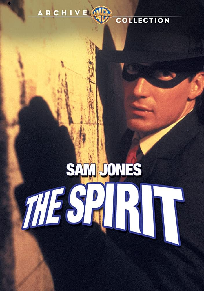 Lauren Looks Back: The Spirit (1987)