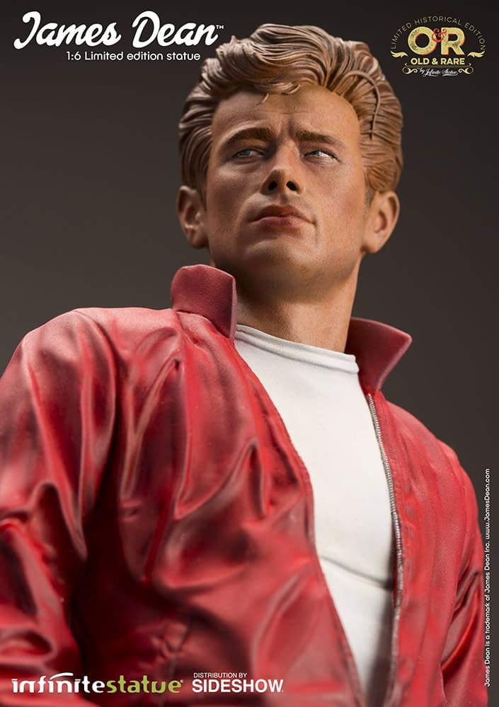 James Dean Daydream Becomes a Statue from Sideshow Collectibles