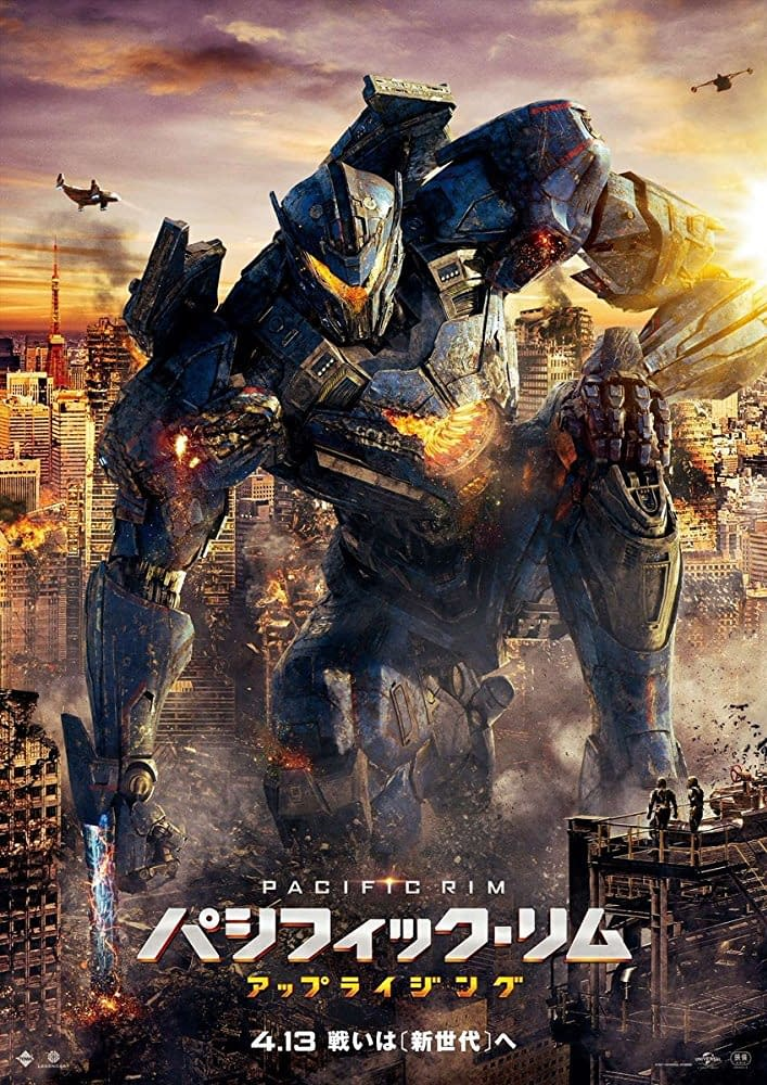 Pacific Rim Uprising: 2 New Clips, a TV Spot, and a Poster Features Lots of Jaegers