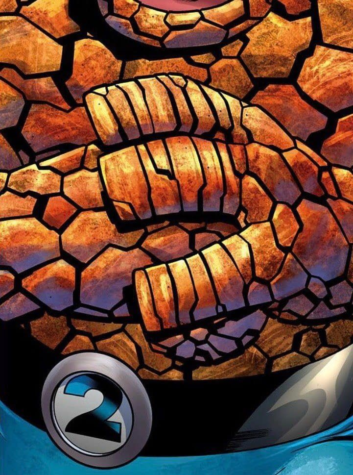 Marvel Having Difficulty Deciding On Best Fantastic Number As Axel Alonso Teases Fantastic Two