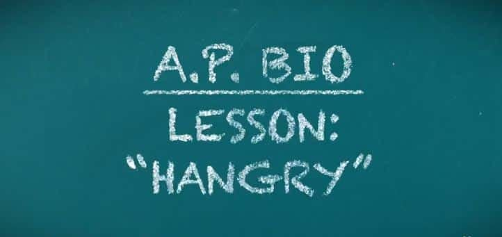 "'A.P. Bio' Season 2: Don't Make Jack ""Hangry."" You Wouldn't Like Him When He's Hangry [PREVIEW]"