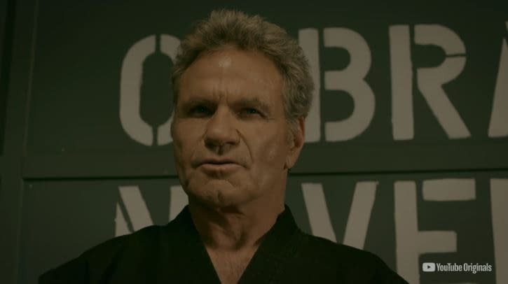 'Cobra Kai' Season 2: Martin Kove Talks Kreese's Influence, Returning to Role [VIDEO]
