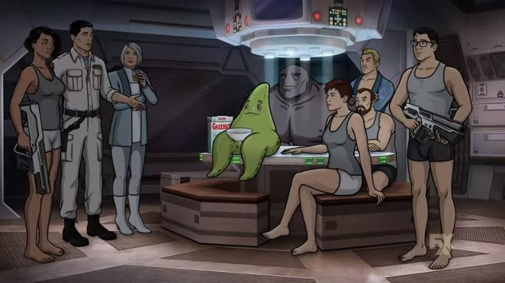 "'Archer: 1999' – Jessica Walter, Matt Thompson Talk Tales of ""Ranch Tubs"" [VIDEO]"