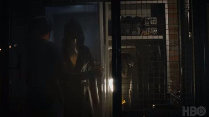 'Watchmen': Ozymandias Typing? Regina King Glaring? Don Johnson Concerned? [VIDEO]