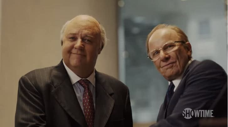 'The Loudest Voice': Witness Russell Crowe's Roger Ailes and the Rise of FOX News [TEASER]