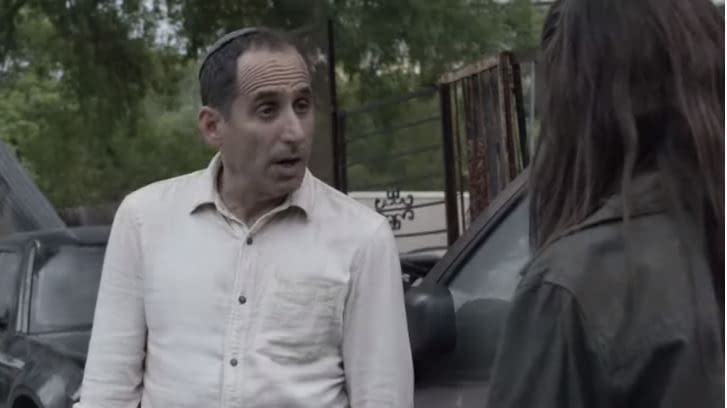 """Fear the Walking Dead"" Season 5, Episode 12 ""Ner Tamid"": Dwight's the Bearer of Bad News [PREVIEW]"