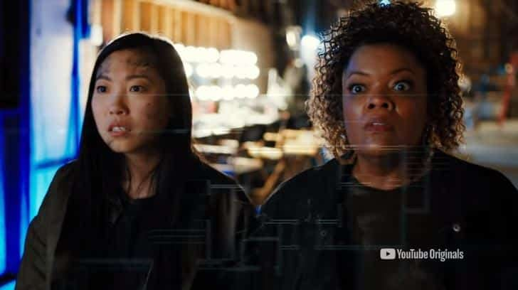 Weird City: Awkwafina, Yvette Nicole Brown Are Trapped in a Show. Literally. (VIDEO)