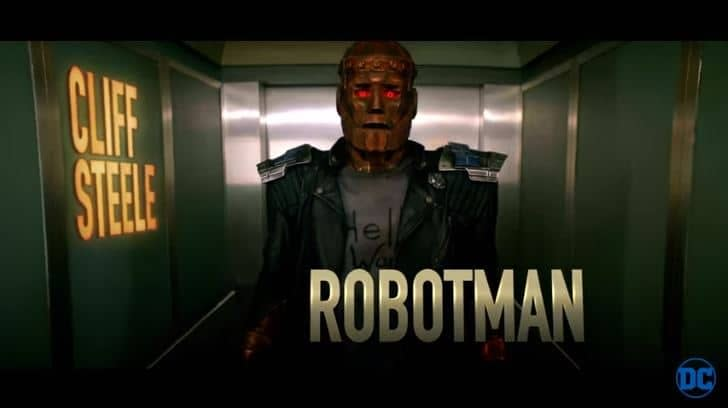 Meet The 'Doom Patrol' – and Alan Tudyk's Mr. Nobody – in New DC Universe Teaser