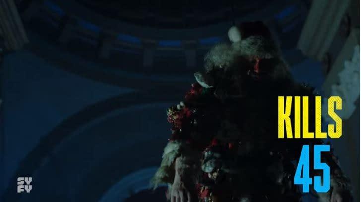 'Happy!' Season 2: Nostalgic for Nick Sax's Kills? SYFY's Got You Covered [VIDEO]