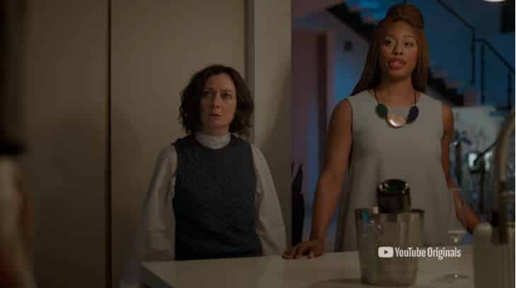 'Weird City' Preview: Laverne Cox, Sara Gilbert Learn What Happens When Tech Turns on You [VIDEO]