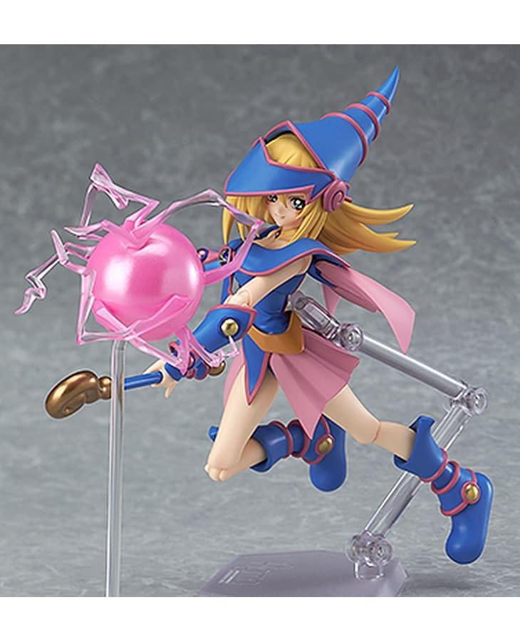 Yu-Gi-Oh Summons Dark Magician Girl with Good Smile Company