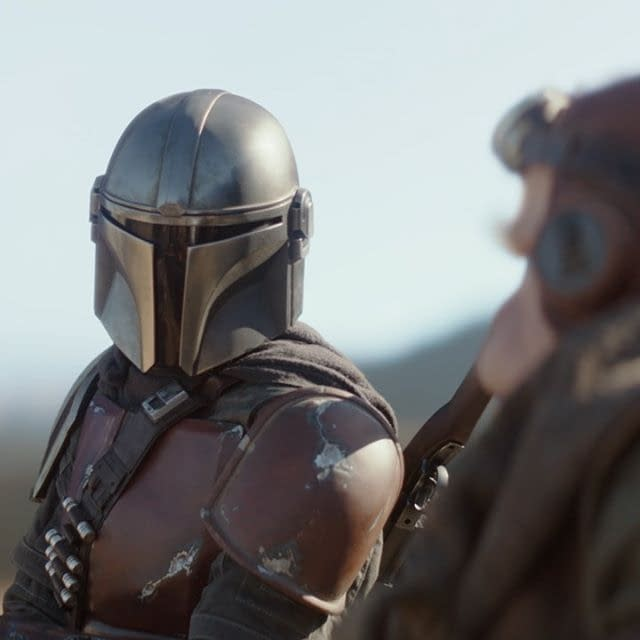 I've never met a Mandalorian, I've only read the stories. Stream #TheMandalorian Nov. 12, only on #DisneyPlus.