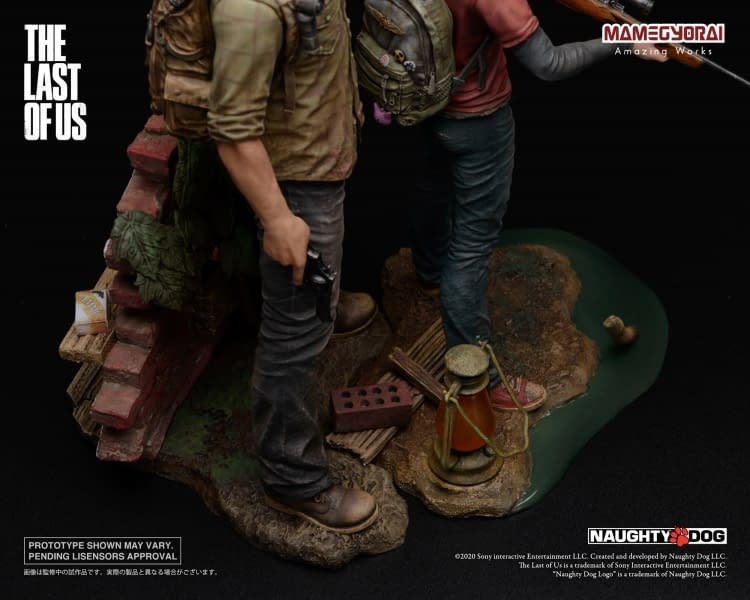 The Last of Us Gets a Special Statue For TLOU Day 2020 From Mamegyorai
