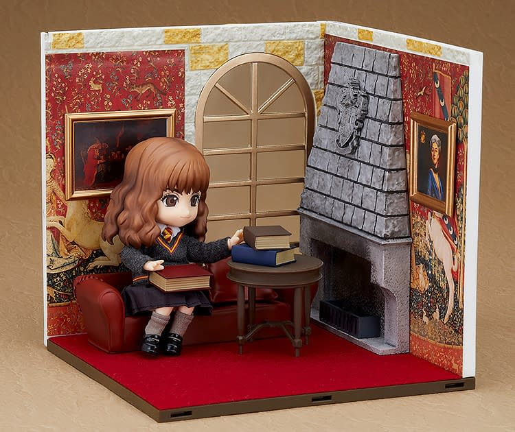 Good Smile Company Releases New Harry Potter Nendoroid Diorama