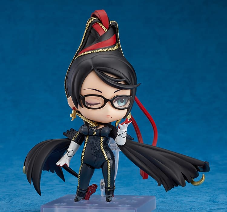 Bayonetta Continues the Hack and Slash with New Good Smile Nendoroid
