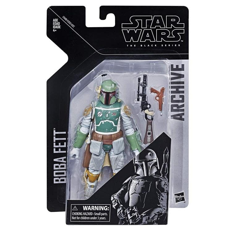 Star Wars Black Series Archive Collection Boba Fett 2