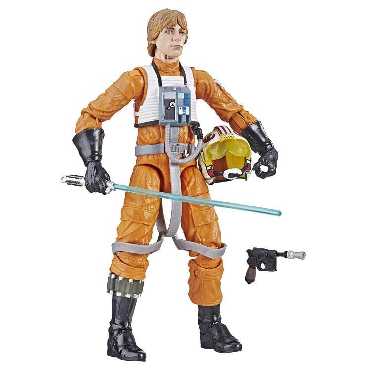 Star Wars Black Series Archive Collection Luke Pilot 1